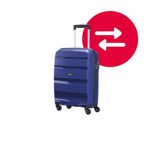 Maleta facturada 10kg Ida y Vuelta- Añadir a reserva de Ryanair existente